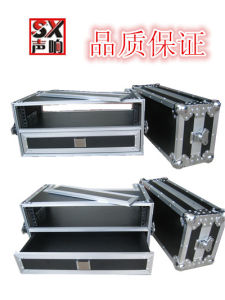 1u Mixer Rack with Drawer
