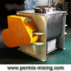 Horizontal Weightless Mixer, Twin Paddle Mixer, Fast Powder Mixer for Milk Powder pictures & photos