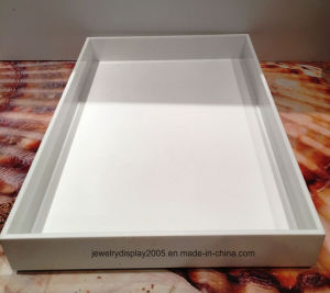 Multi Purpose White Acrylic Tray Ideal for Dressing Table pictures & photos