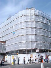 Scaffold Sheeting pictures & photos