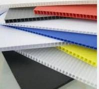 PP Corrugated Board/Smiple Printing UV Stable Plastic /Corona Treated PP Corrugated Plastic Board for USA and Australia 1220mm*2440mm with Any Color pictures & photos