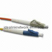 Fiber Optic Patch Cord  (ID-LC/LC MM - 6 120608)