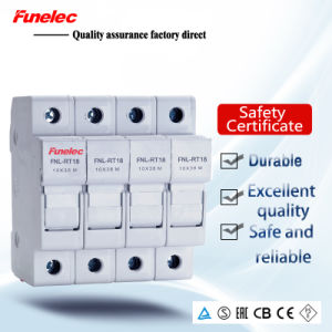 china iec safety standard low voltage 500v 32a 10x38 fuse Glass Fuse Box