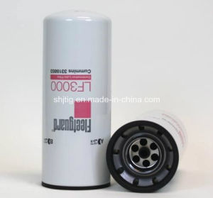 Oil Filter Lf3000 Best Price Fleetguard for Bus and Truck Cummins Engine Daf/Volvo/Iveco/ Kumatsu/ Cat/Jcb