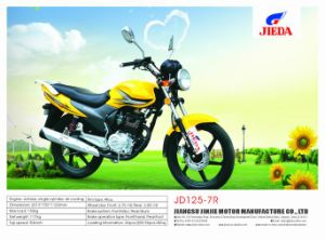 New Motorcycles (JD125-7R) Economical