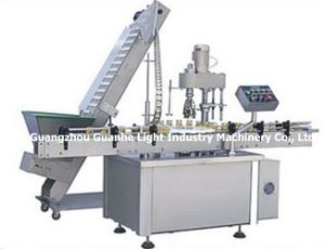 China Auto Capping Machine for Aluminum Caps with CE pictures & photos
