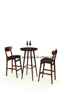 Dubai Market High End Restaurant High Table and Chair for Bar (FOH-BCA69) pictures & photos