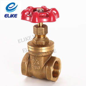 Hight Quality Dn15 to Dn100 Brass Gate Valve