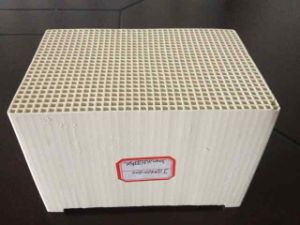 Honeycomb Ceramic Heater for Gas Refractory Heater pictures & photos