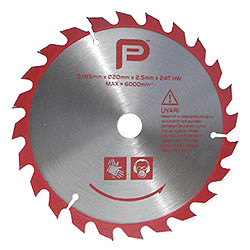 Tct Circular Saw Blade for MDF Cutting pictures & photos