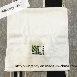 100% Cotton Bath Towel White Color Super Soft Hand Feeling Hotel Towel pictures & photos