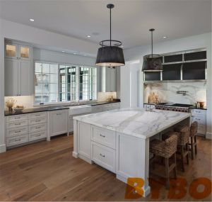 Fabulous Expansive Marble Top Island With Wicker Counter Stools Wardrobe Design By W 74 Uwap Interior Chair Design Uwaporg