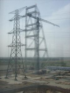 High Quality Power Transmission Lattice Steel Tower pictures & photos