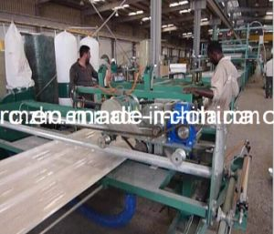 High Quality Automatic FRP Sheet Pultrusion Machine