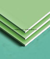 Waterproof Paper Faced Gypsum Drywall Plaster Boards