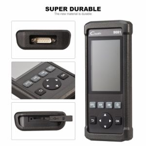 New Launch DIY Scanner Creader 9081 Full OBD2 Scanner/Scan Tool Diagnostic OBD+ABS+SRS+Oil+Epb+BMS+Sas+DPF Cr9081 pictures & photos