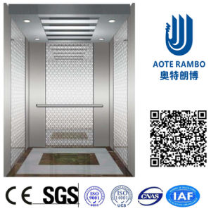 AC Vvvf Drive Passenger Elevator Without Machine Room (RLS-208) pictures & photos