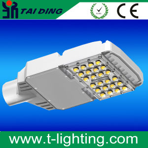 High Efficiency Outdoor LED Street Light Warm White 3 Years Warranty pictures & photos