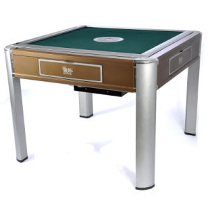 Special Design Automatic Mahjong Set (S12) pictures & photos