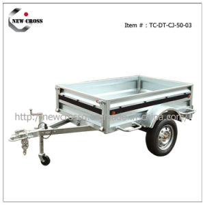 Hot Dipped Galvanized Trailer (NCG-005-DT-CJ-50-03)