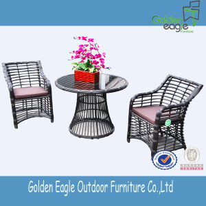 Synthetic Outdoor Rattan Leisure Dining Table Set