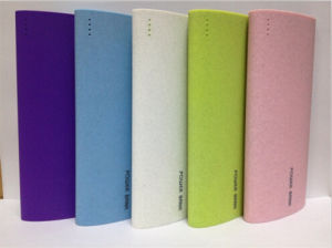 2015 Popular Power Bank Portable Power Bank pictures & photos