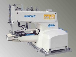 Snoke Hight Speed Button Attaching Industrial Sewing Machine (SNK373)