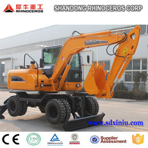 Wheel Excavator Manufacturer/Factory/Supplier/Agent with Ce ISO for Sale in China in Asia pictures & photos