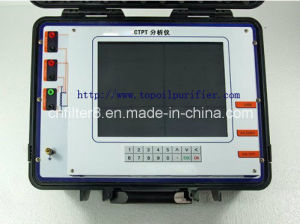 Automatic Transformer Turns Ratio Ctpt Testing Instrument (TPVA-404) pictures & photos