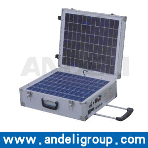 Solar Powered Air Conditioner (AT-04B) pictures & photos