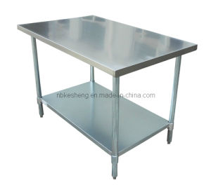 Food Service Counter/ Stainless Steel Work Table (KSW-2448)