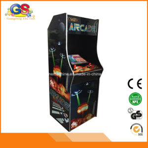 Singapore Dubai Arcade Card Operated Video Ppright Arcade Machine Malaysia pictures & photos
