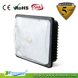 Slim Surface Mount LED Parking Garage Canopy Light 45W