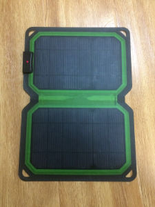 5W Portable Solar Charger for Mobile Phone pictures & photos
