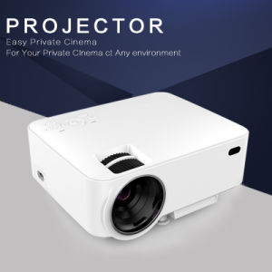 2017 New Portable Mini Office Projector
