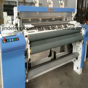 2 Color Air Jet Power Loom Machine with Cam Shedding pictures & photos