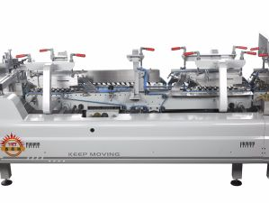 Xcs-650PF Folder Gluer Efficiency Packing Machine pictures & photos
