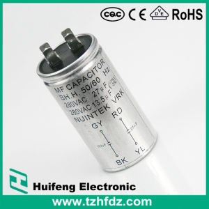 Cbb65 Capacitor AC Metallized Polypropylene Capacitor 250VAC 45UF pictures & photos