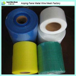 65gr/M2 3X3 Mesh Self Adhesive Fiberglass Mesh Tape for Sale