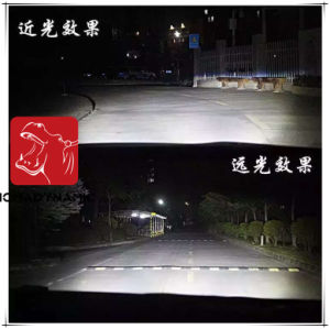 Top Quality LED Headlight/LED Driving Light/LED Car Light H7 4800lm Super Bright 6000k pictures & photos