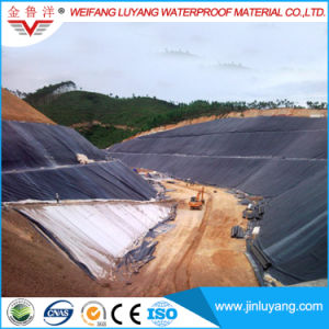 EPDM Rubber Underlayment Waterproof Membrane with Factory Price