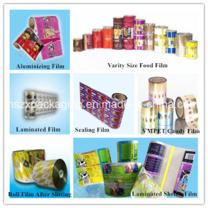 Manufacturer Varity Size Laminated Film pictures & photos