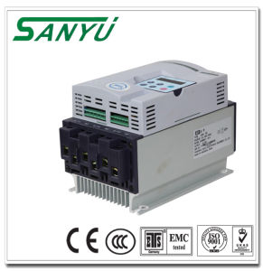 Sanyu 2015 New Series Motor Soft Controller pictures & photos