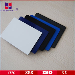 Professional Manufacturer Exterior and Interior Aluminum Composite Panel pictures & photos