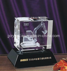 Crystal Glass Engraving Table Decorations pictures & photos