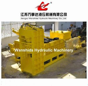 Scrap Metal Baling Shear Machine