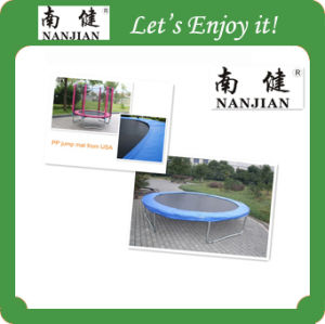Automatic Newest Mini Mobile Bungee Trampoline with Safety Net pictures & photos