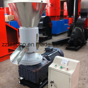 Best Selling Flat Die Wood Pellet Making Machine pictures & photos