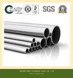 Stainless Steel Polished Pipe pictures & photos