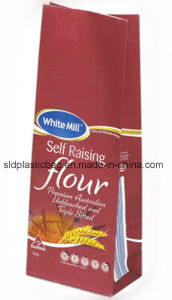 Flour Bag Paper Bag for 1kg Flour Packaging